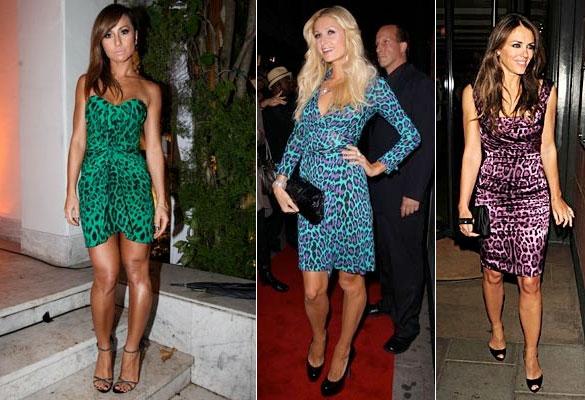 famosos-usando-vestido-oncinha-colorido